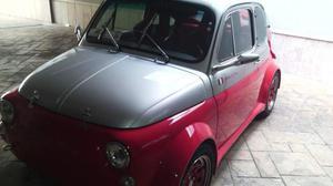 Fiat 500 Elaborata anni 70