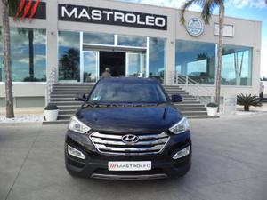 Hyundai Santa Fe 2.2 CRDi VGT 4WD Comfort
