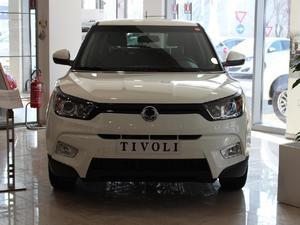 Ssangyong Tivoli NEW TIVOLI GO 2MT DS