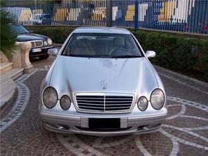 Mercedes-Benz CLK 200 KOMPRESSOR 190 CV