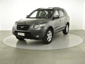 Hyundai Santa Fe Santa Fe 2.2 CRDi VGT aut.Dyn. Top 5p.ti