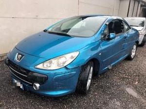 Peugeot  hdi auto senza motore