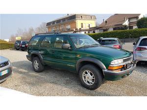 Chevrolet Blazer 4.3 V6 5 porte 4WD LT