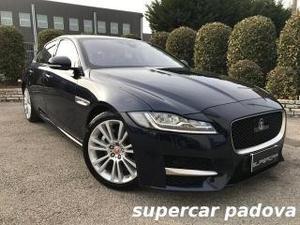 Jaguar xf 2.0d 180 cv awd r-sport automatico