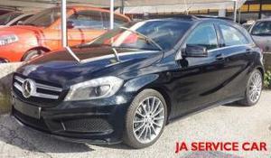 Mercedes-benz a 180 cdi blueefficiency amg sport
