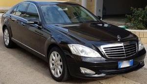 Mercedes-benz s 320 cdi 4matic elegance/auto in arrivo