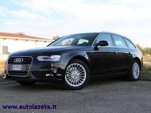 Audi a4 avant 3.0 v6 tdi 204cv business plus