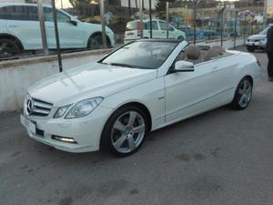 Mercedes Benz Classe E 250 CDI Cabrio BlueEFF. Executive