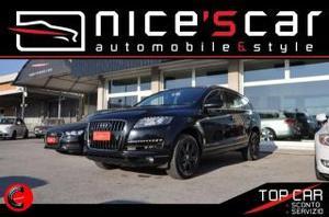 Audi q7 3.0 v6 tdi 245 cv clean diesel quattro tiptronic a