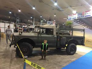 Jeep M715 militare