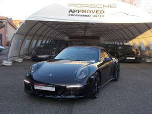 Porsche 911 Carrera  Carrera 4 GTS Cabriolet