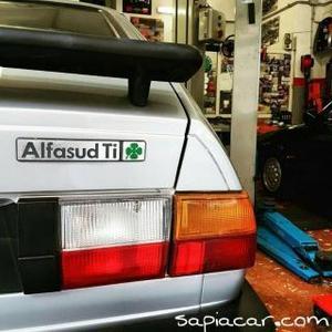 Alfa romeo alfasud 1.5 ti quadrifoglio verde