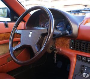 Maserati Biturbo 425, Unica in Italia, Appena tagliandata