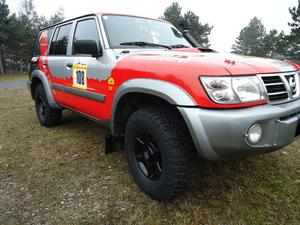 Nissan - Patrol GR 3.0 DI auto Rallye -