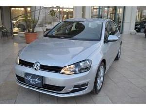 Volkswagen golf 1.6 tdi 110 cv dsg 5p. highline park pilot