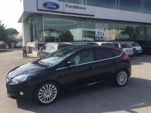 Ford focus 1.6 tdci 115cv 5p. titanium dpf
