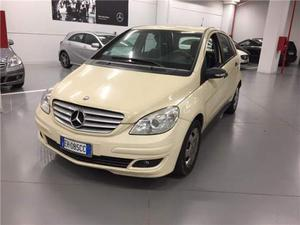Mercedes b 180 cdi chrome automatico