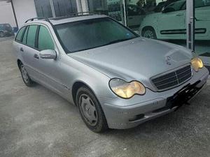 Mercedes-benz c 220 cdi cambio automatico