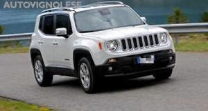 Jeep renegade 1.4 multiair longitude come nuovo !