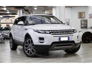 Land rover range rover evoque 2.2 sd4 - automatico - 5 porte