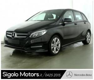 Mercedes-benz b 180 d automatic sport
