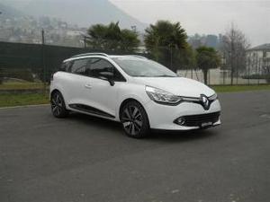 Renault clio sporter 1.5 dci energy ss 90cv