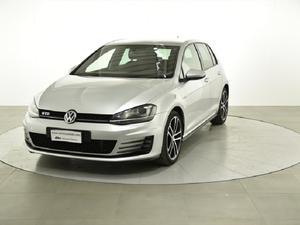 Volkswagen Golf Golf 2.0 TDI 5p. GTD BlueMotion Technology