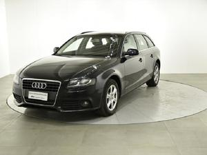 Audi A4 A4 Avant 2.0 TDI 143CV Advanced Plus