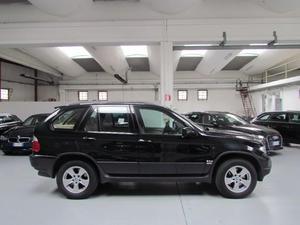 BMW X5 3.0d PELLE SEDILI SPORTIVI CAMBIO AUTOMATICO rif.