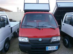 Piaggio Porter 1.3i 16V cat 4x2 Max.Tipper lungo