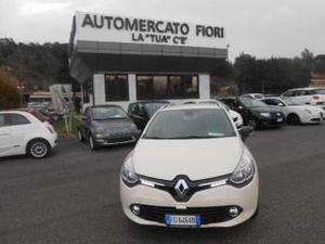 Renault clio sporter 1.5 dci duel energy 90cv edc