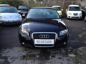 Audi av tdi sportback ambiente navigatore