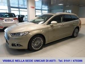 Ford mondeo 2.0 tdci 150 cv s&s sw titanium business