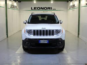 Jeep Renegade renegade 1.6 mjt Limited fwd 120cv