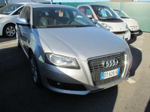 Audi A3 SPB 1.8 TFSI S tronic Ambition
