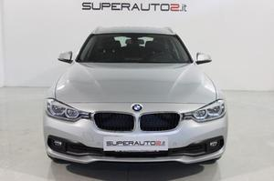 BMW 316 d Touring Business Advantage automatica KM0 rif.