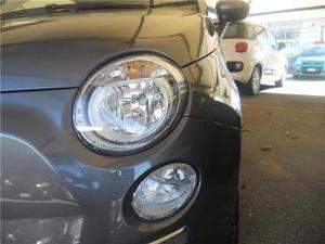 Fiat 500c cabrio 1.2 lounge+quadrotft+sens park+cerchi 16&qu