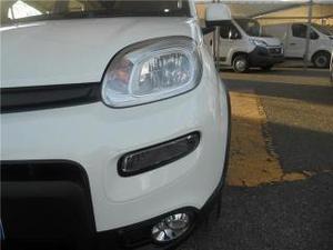 Fiat panda 1.3 multijet 75cv trekking+sensori park+blue&m