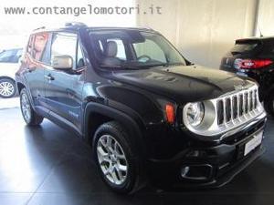 Jeep renegade 1.6 mjt 120 cv limited full full optional