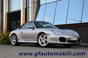 Porsche 911 carrera 4s cabrio * 111 test * first paint *