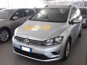 Volkswagen Golf Golf Sportsvan 1.6 TDI 110CV Comfortline
