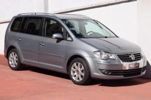 Volkswagen touran 2.0 tdi dpf dsg highline