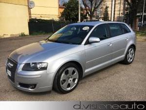 Audi a3 spb v tdi ambition  km reali