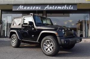 Jeep wrangler 2.8 crd dpf rubicon auto hard top/soft top