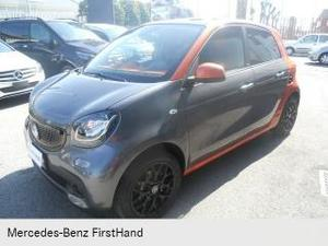 Smart forfour  sport edition 1