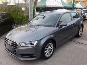 Audi A3 1.6 TDI S-tronic (NAVI + CAMBIO AUTOMATICO)