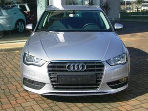 Audi A3 Sportback 1.6 TDI clean diesel Attraction