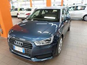Audi a1 s1 spb 16 tdi 116 cv s tronic metal plu