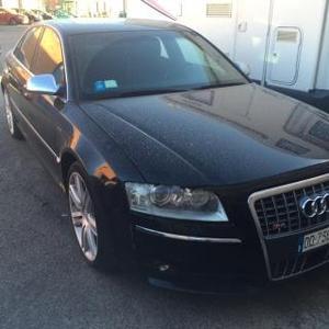 Audi s8 5.2 v10 quattro tiptronic