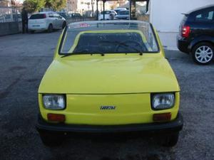 FIAT 126 A1Cabrio